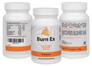 Burn Ex Test Fatburner