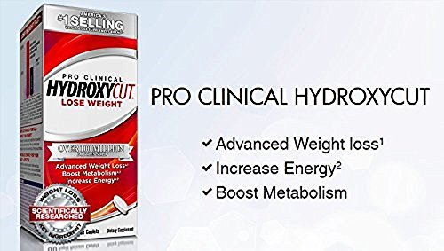 MuscleTech Hydroxycut Pro Clinical Fatburner